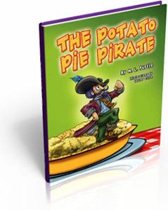 The Potato Pie Pirate (book)
